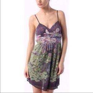 Staring At Stars UB | Floral Surplice Mini Dress
